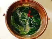 夏だ!水キムチだ!発酵生活 - 今日も食べようキムチっ子クラブ(料理研究家 結城奈佳の韓国料理教室)