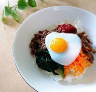 我が家の韓国料理教室 夏クラスはピビンパッです - 今日も食べようキムチっ子クラブ(料理研究家 結城奈佳の韓国料理教室)