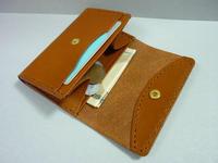 ミニ財布..集合する・・コンパクト財布 - 革小物 paddy の作品