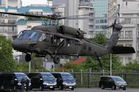 2018/6/28 Thu. Akasaka Press Center - UH-60L,MH-60S - - PHOTOLOG by Hiroshi.N