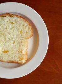 空の背中のようなパン*其の①晩柑ピールのパン - Baking Daily@TM5