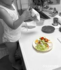 息子のサンドイッチ - Busy Doing Nothing