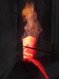 梅雨の晴れ間 - 日向の国の備長炭 奥井製炭所