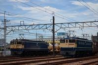 鹿島貨物を追いかける - 鉄道日記コム