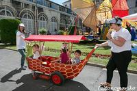 保育園の年度末フェット(お祭り) - パリときどきバブー  from Paris France