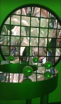 メディアアーティスト落合陽一さんの個展へ🎵 - 八巻多鶴子が贈る 華麗なるジュエリー・デイズ