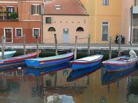 赤と青の小船 (Piccola barca) - エミリアからの便り