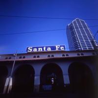 サンタフェ駅で - はりあなのこころ