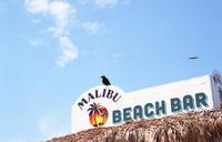 マリブのビーチバーにて - またいつか旅に出る