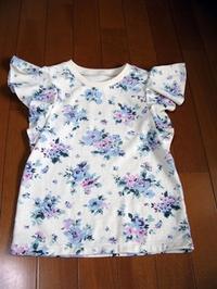 ひらひらTシャツとフレンチパフT - M's Factory