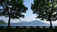6月の支笏湖 - 夢風 御朱印日記