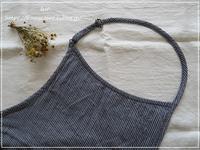 エプロンの仕様を変えましょう♪&ヒースの石けん** - &m   handmade with linen,cotton...