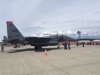 エアショー(航空祭) - アラスカ便り