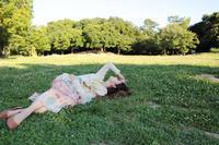 昆陽池公園3 - この青い空を君にあげる