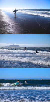 2018/06/30(SAT) 梅雨明け朝の海辺では.......。 - SURF RESEARCH