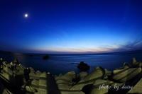雄冬の夜景 - ロマンティックフォト北海道☆カヌードデバーチョ