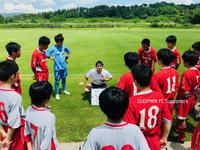 【CLUB YOUTH U-15】vs FC宮城 June 30, 2018 - DUOPARK FC Supporters