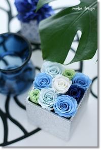 夏色ギフト* アレンジ - Flower letters