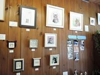『愛しのこねこ展』開催中~ - 湘南藤沢 猫ものの店と小さなギャラリー  山猫屋