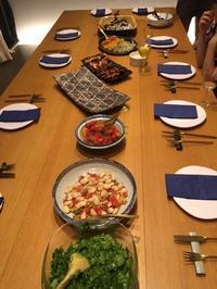 【6月の最後のホームパーティー】 - Plaisir de Recevoir フランス流 しまつで温かい暮らし