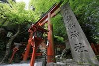 新緑の貴船神社 - ぴんぼけふぉとぶろぐ2