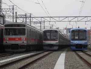 路線図の変遷 東京急行電鉄 東横線編 【2020年10月24日追記・画像追加】 - ICOCA飼いました