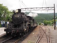 大井川鉄道 1日目 - お寺や神社、古い町並み、鉄道、他色々の写真ブログ