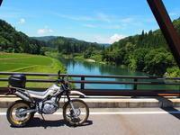 奥会津へ、いざ出陣!!~初めての奥会津~ - 風と陽射しの中で ~今日はバイクで何処に行こう!?~