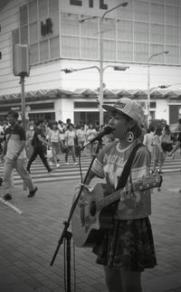 Street musician - Fast Color