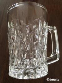 昭和のガラスコップ。 - 大好きな古いもの、日々愛用しているもの。
