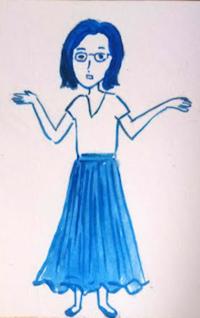 梅雨明け - たなかきょおこ-旅する絵描きの絵日記/Kyoko Tanaka Illustrated Diary