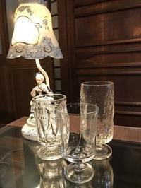 納屋Cafe、アイスコーヒー始めたよ!「レトロなグラスも届きました」編 - 納屋Cafe 岡山