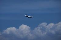 HND - 377 - fun time (飛行機と空)