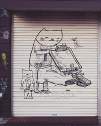 T - 街歩記