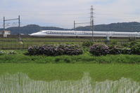 N700S登場! - 新幹線の写真