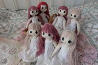 布人形 - 夢子さんのミシン