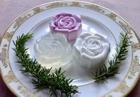 石鹸作り(ローズマリー) - 花と小さなおもてなしサロン『リガーレ・フローラ』 ~ligare flora~