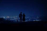 夜景。 - わびさんち