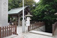 白石神社② - 夢風御朱印日記