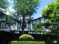 緑がいっぱいで心地良い軽井沢へ! - PETIT POINT CINQ のプチコラム