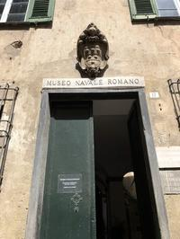 イタリアの旅 vol.12『アルベンガ⓬(古代ローマの沈没船)』 - ゴローザ通信