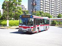 NJ7732 - 東急バスギャラリー 別館