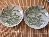明治時代の小皿。 - 大好きな古いもの、日々愛用しているもの。