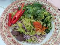 タイ料理とわくわく・・・ - 野菜ソムリエコミュニティBangkok