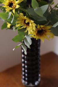 向日葵をキリリと束ねましょう - Cherish~大切なもの