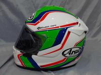 Arai Helmet Vector-X - YUHIRO&M DESIGNS2