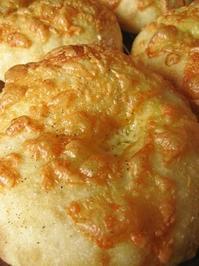 再びチーズのフォカッチャ - slow life,bread life