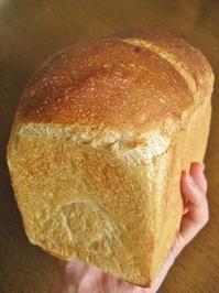 全粒粉入りパン・ド・ミ - slow life,bread life