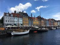 とってもきれいなコペンハーゲンの街その1 - MotoのNY料理教室ライフ