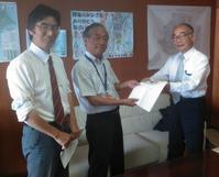 585人分の陳情書を村長に提出しました - ながいきむら議員のつぶやき(日本共産党長生村議員団ブログ)